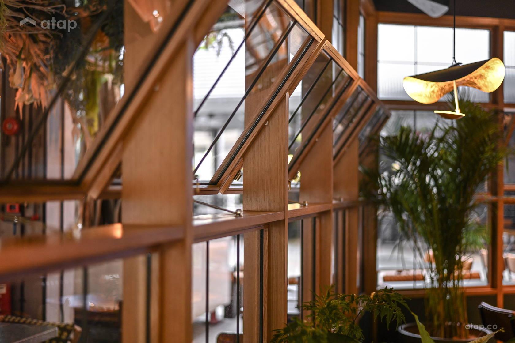 Modern Retro F&B @ S'more Restaurant and Bar