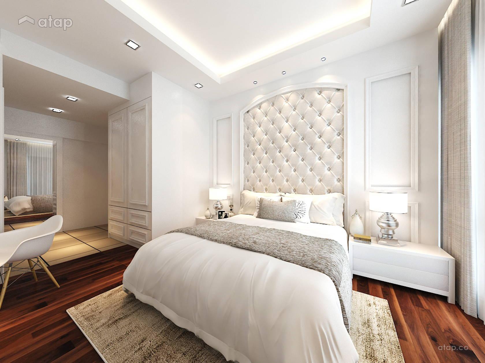 Classic Scandinavian Bedroom @ Concerto, Mont Kiara