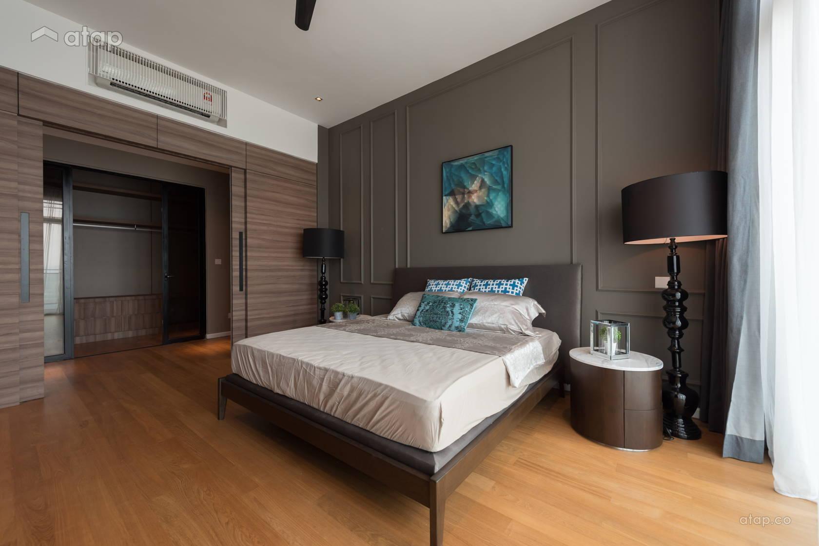 Classic Modern Bedroom @ Datuk Tee's 222 Penthouse @ Setapak