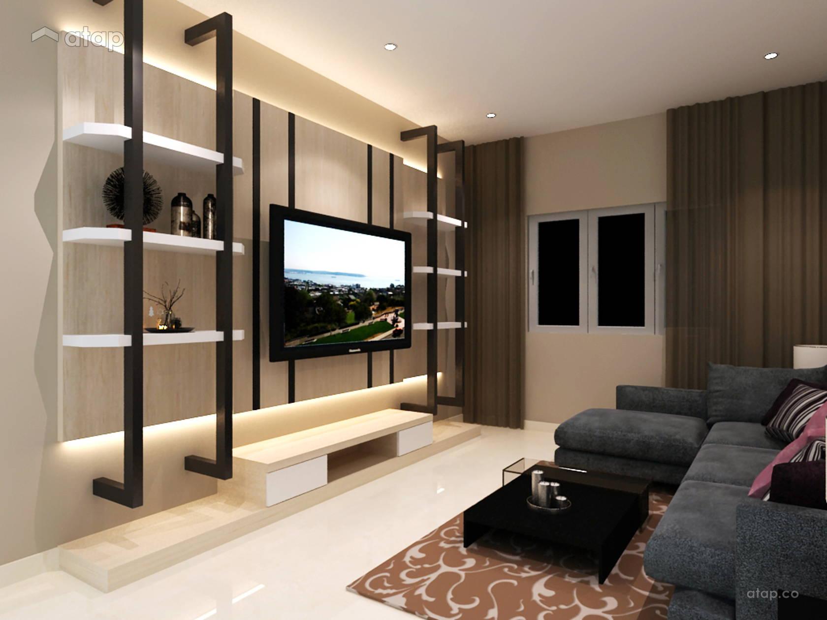 Single Storey Bungalow interior design renovation ideas, photos and ...