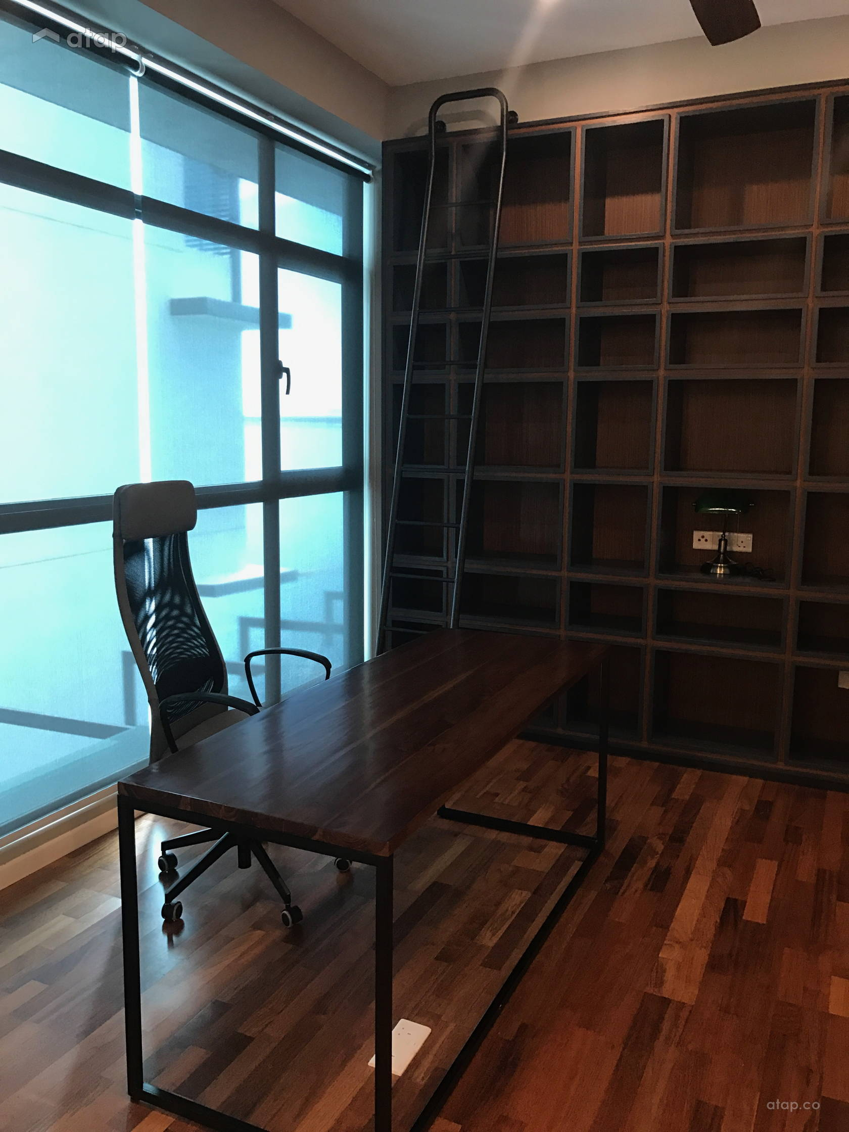 Modern study room the light residence penang share this professional