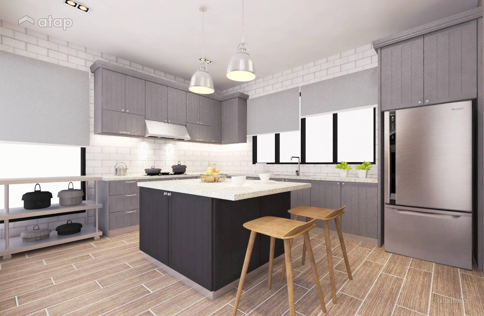 Semi D Sibu Interior Design Renovation Ideas Photos And