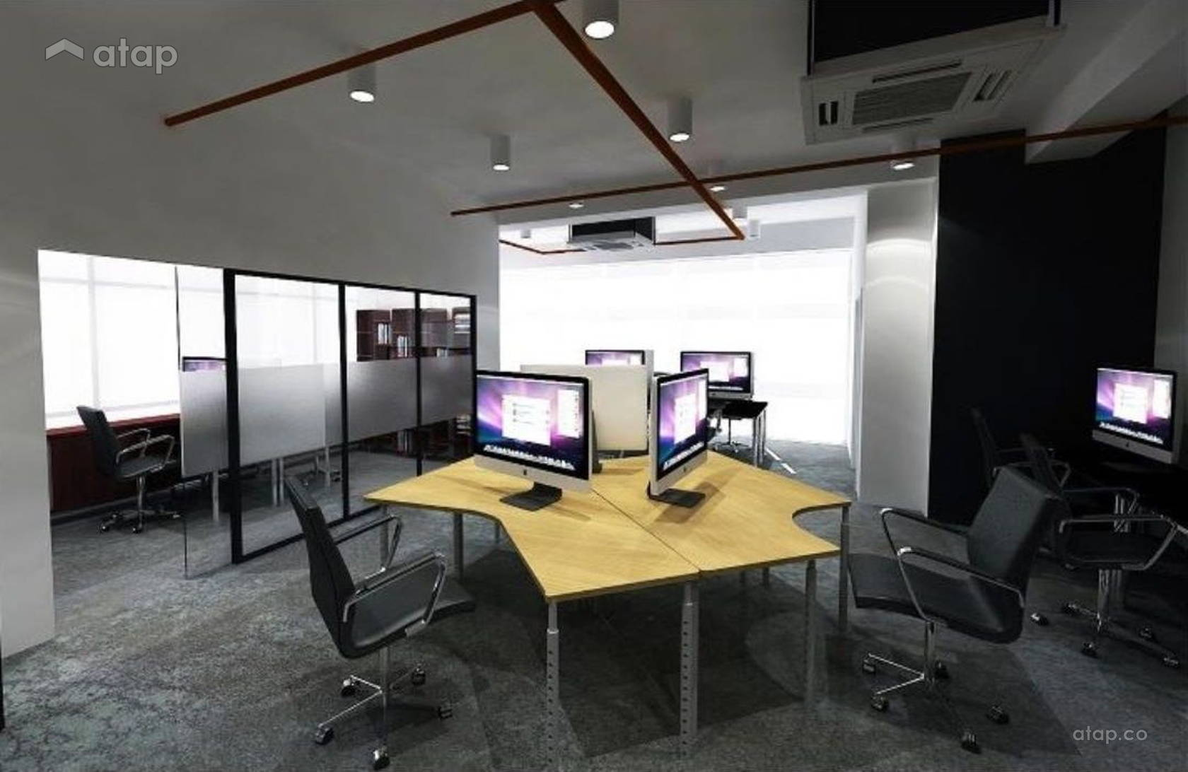 Office Renovation Ideas 4 Thirteen Media Office Interior Design Renovation Ideas Photos