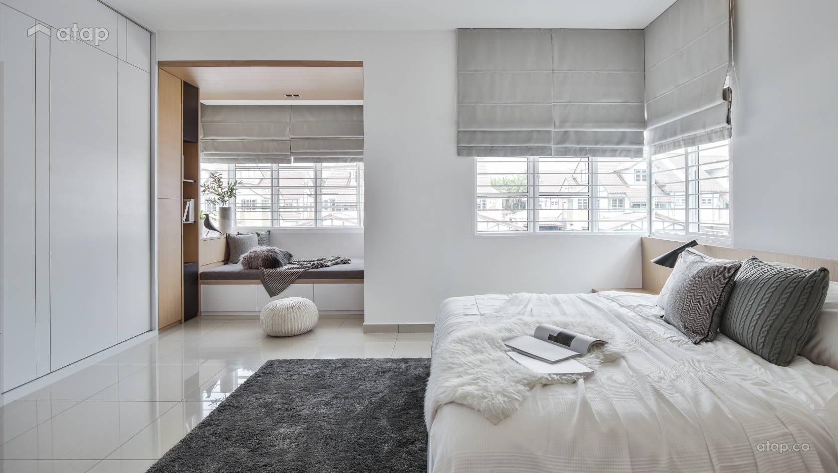 Contemporary Scandinavian Bedroom @ The perfect crush- Semi-D, Perak