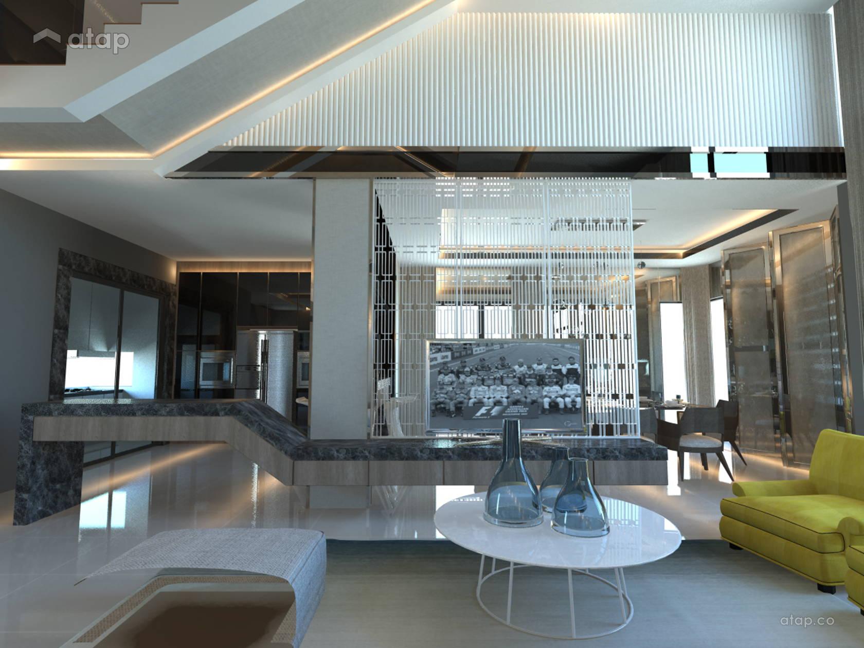 Delightful Mansion, Desa Park City Interior Design Renovation Ideas, Photos And Price  In Malaysia | Atap.co