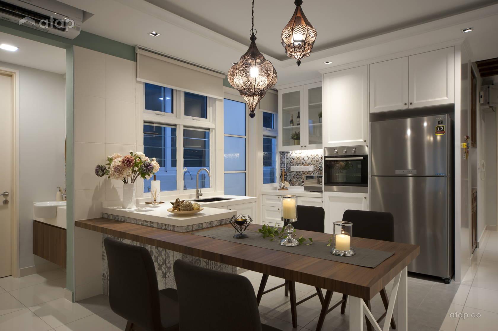 Dining Room Kitchen @ 28 Dutamas