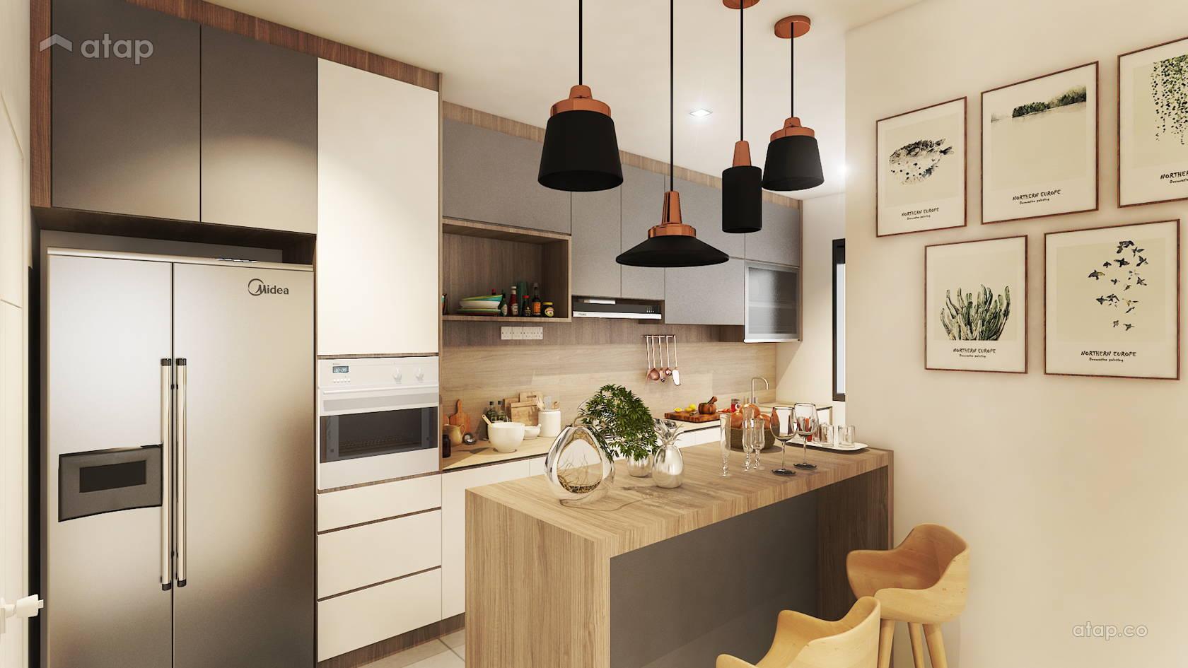 singapore hdb 5 room type interior design renovation ideas photos