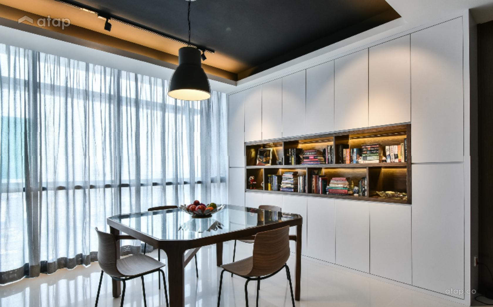 Scandinavian Dining Room @ The Capers