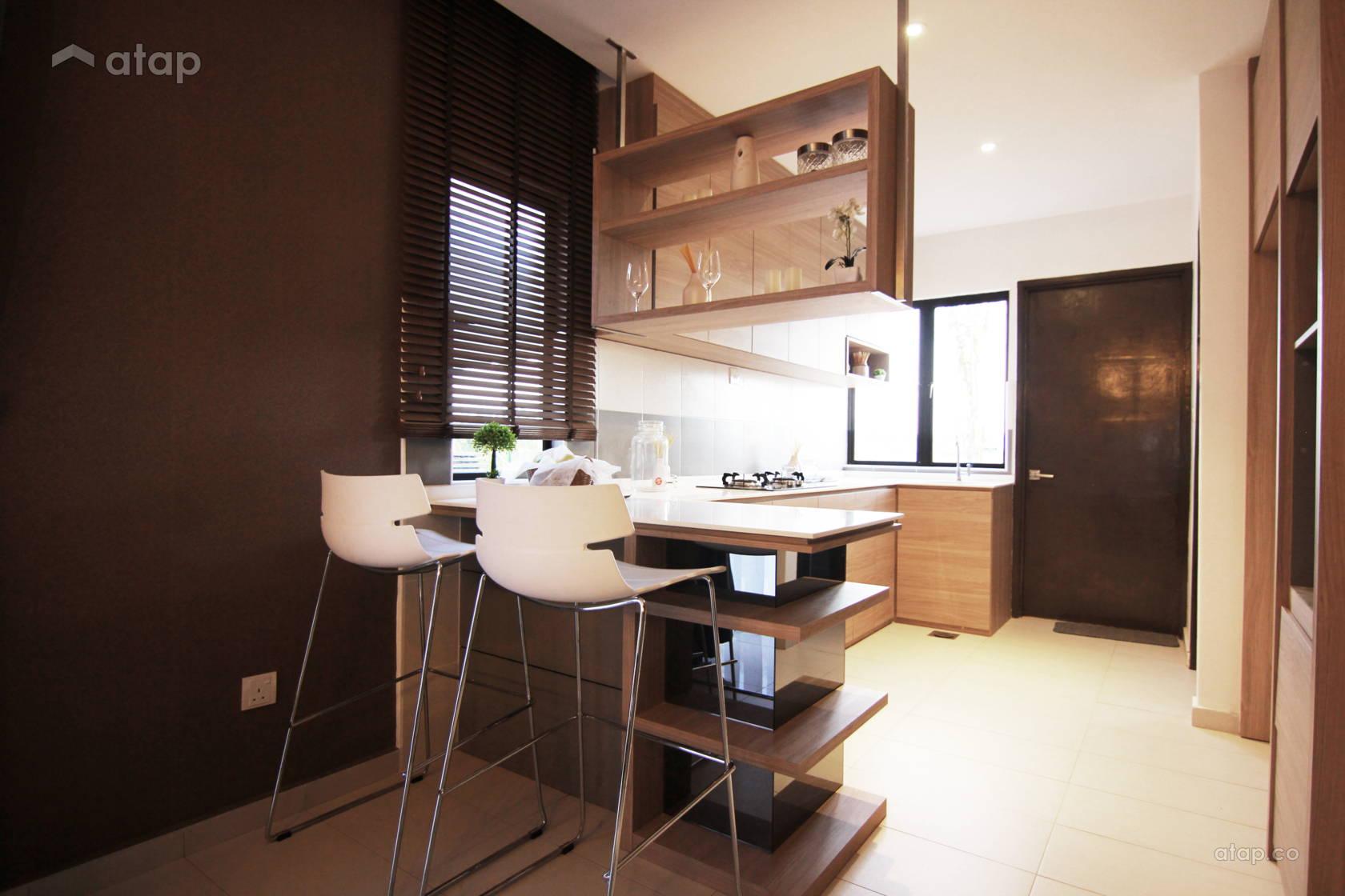 Asian Modern Kitchen @ Glomac - Show House
