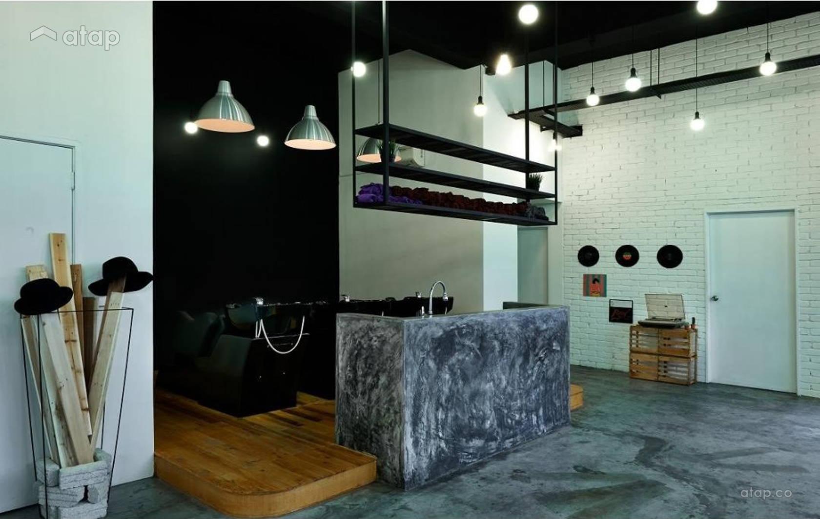 Superb The Editor Hair Salon Ground Floor Interior Design Renovation Ideas, Photos  And Price In Malaysia | Atap.co