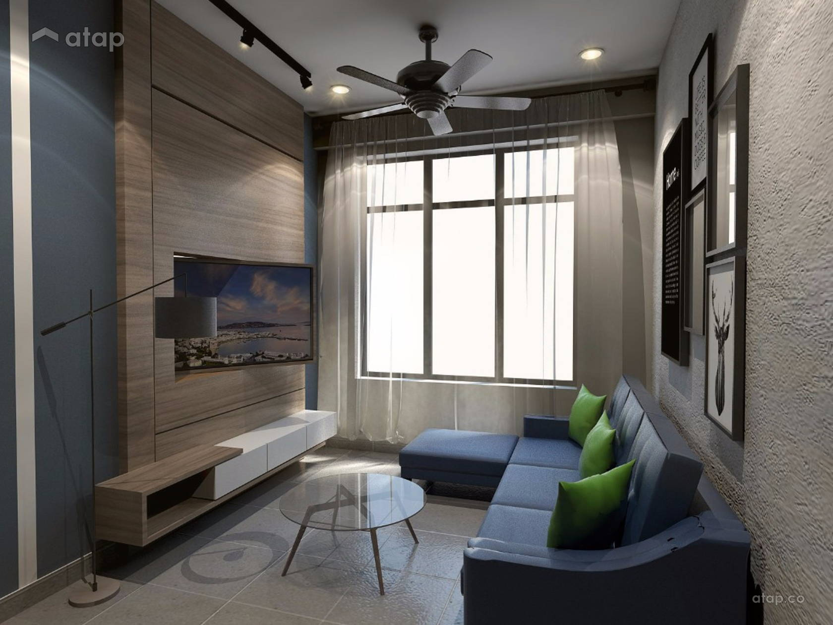 KANVAS SOHO,CYBERJAYA interior design renovation ideas, photos and ...