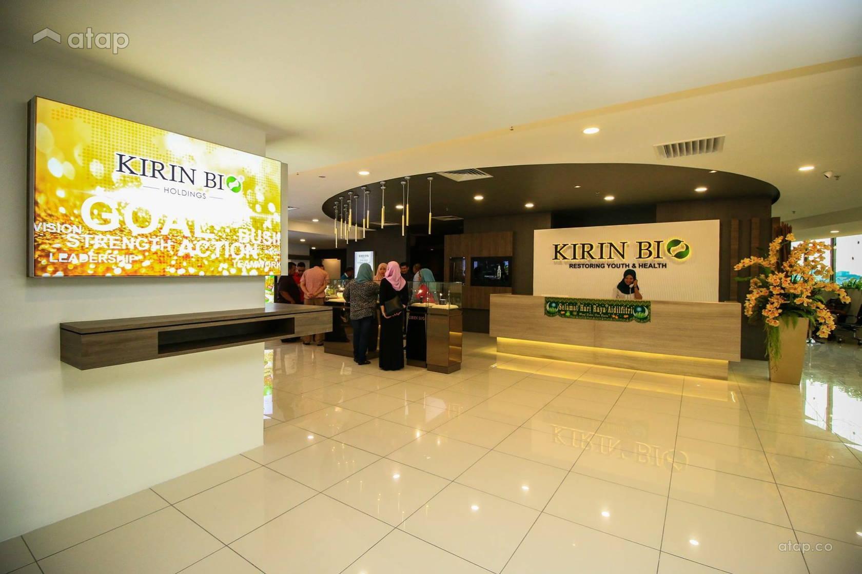 Kirin Bio Holding interior design renovation ideas, photos and price ...