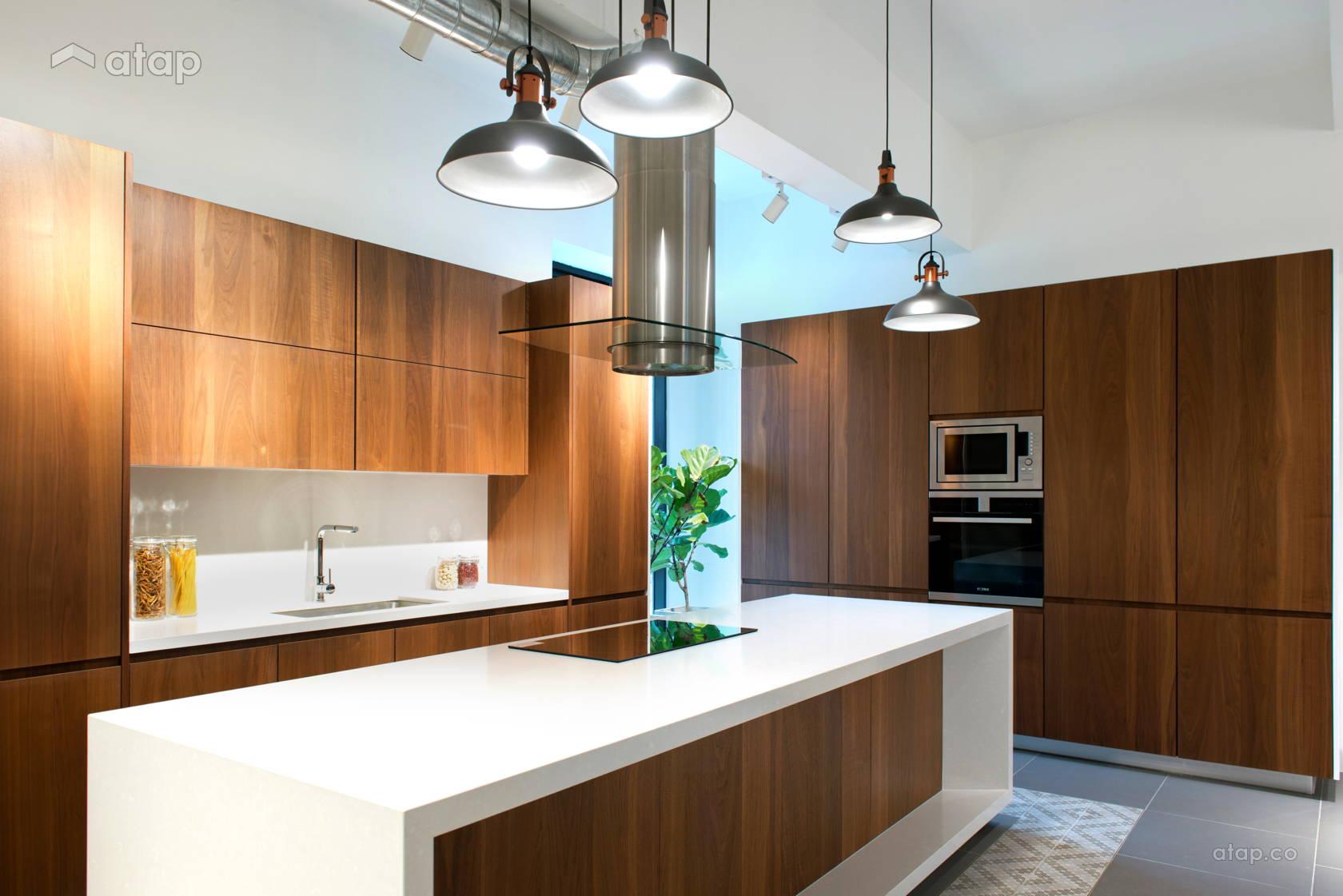 Contemporary Modern Kitchen Retail @ Vendes Interior Showroom
