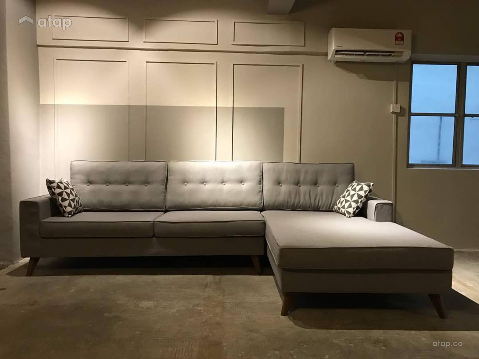 contemporary scandinavian family room living room