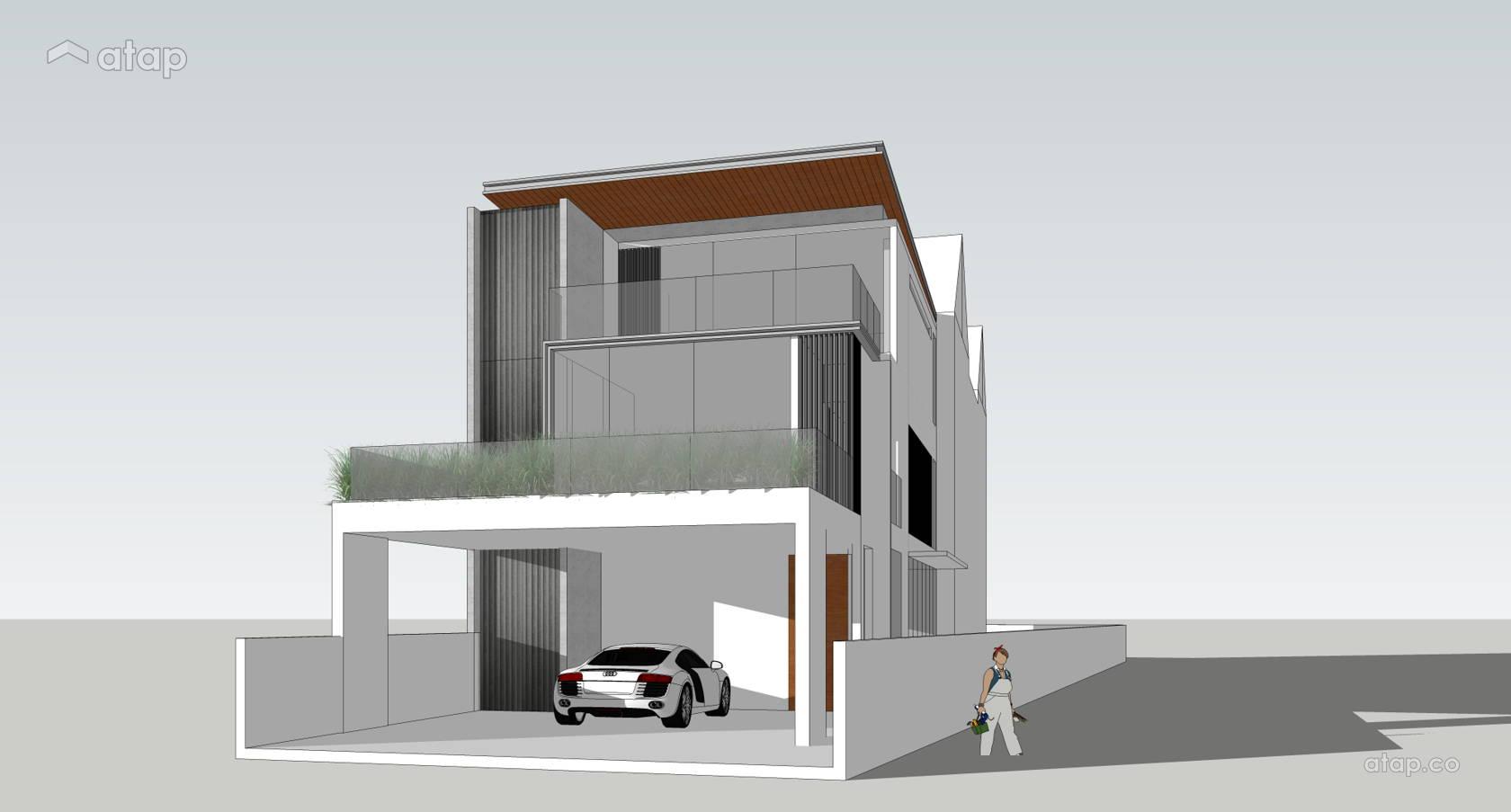 Great Taman Espaland Semi D Extension Architectural U0026 Interior Design Renovation  Ideas, Photos And Price In Malaysia | Atap.co