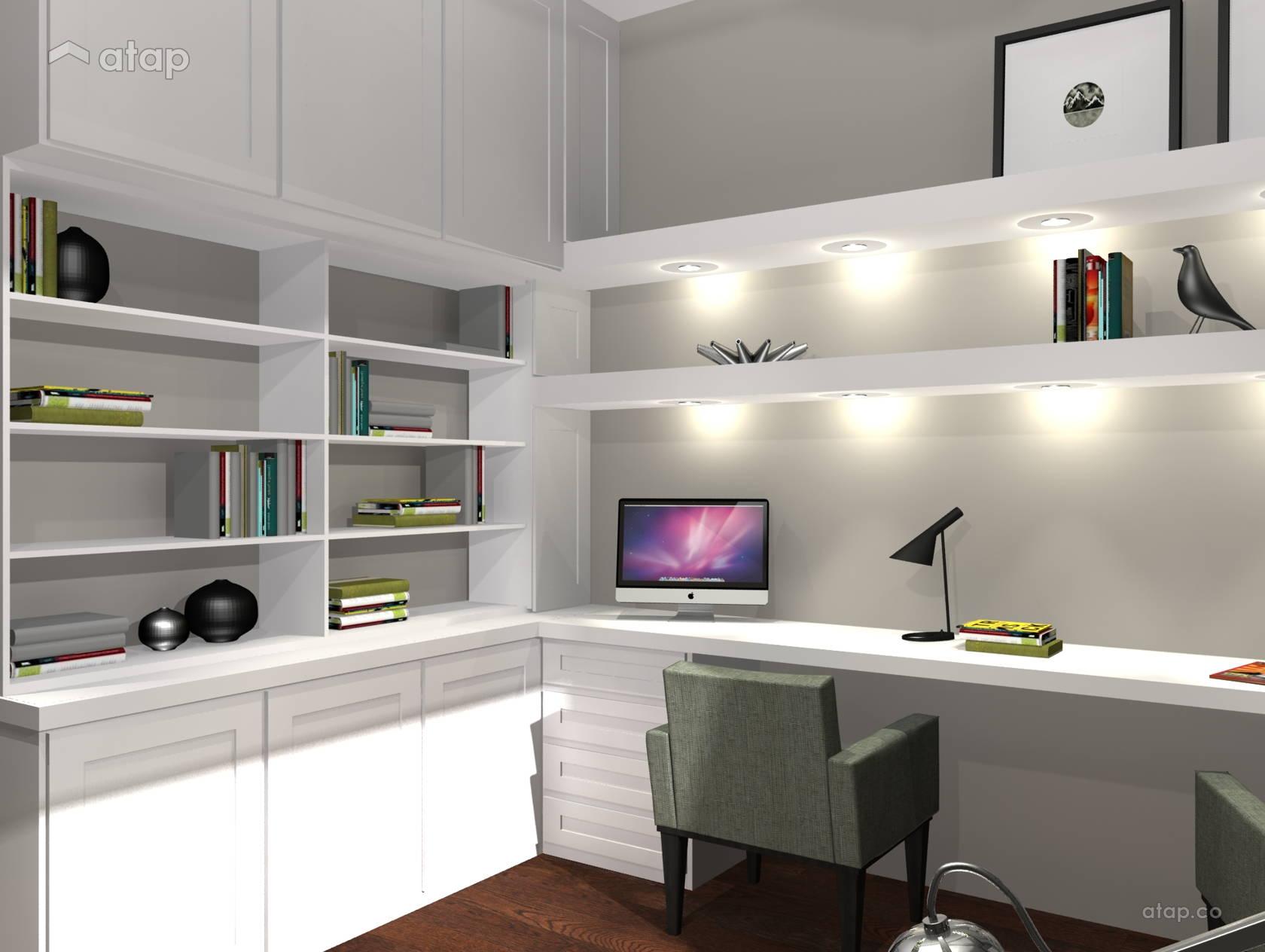Sunway Lenang Height Semi-Detached House interior design ...