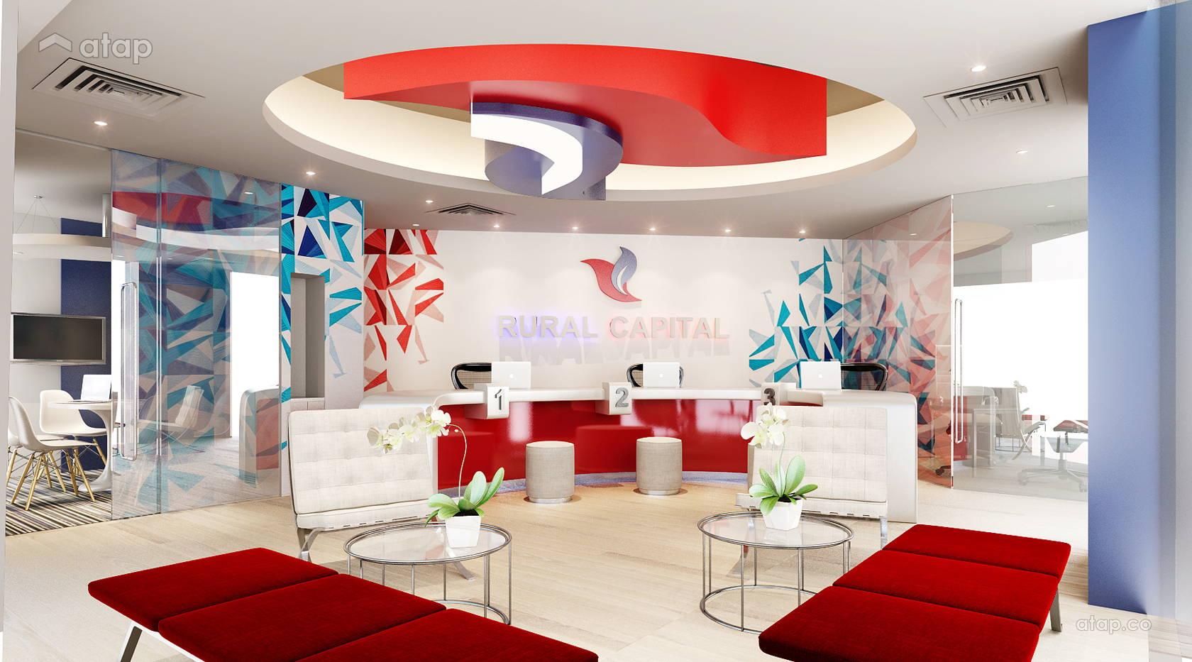 Modern Office @ RURAL CAPITAL JB BRANCH