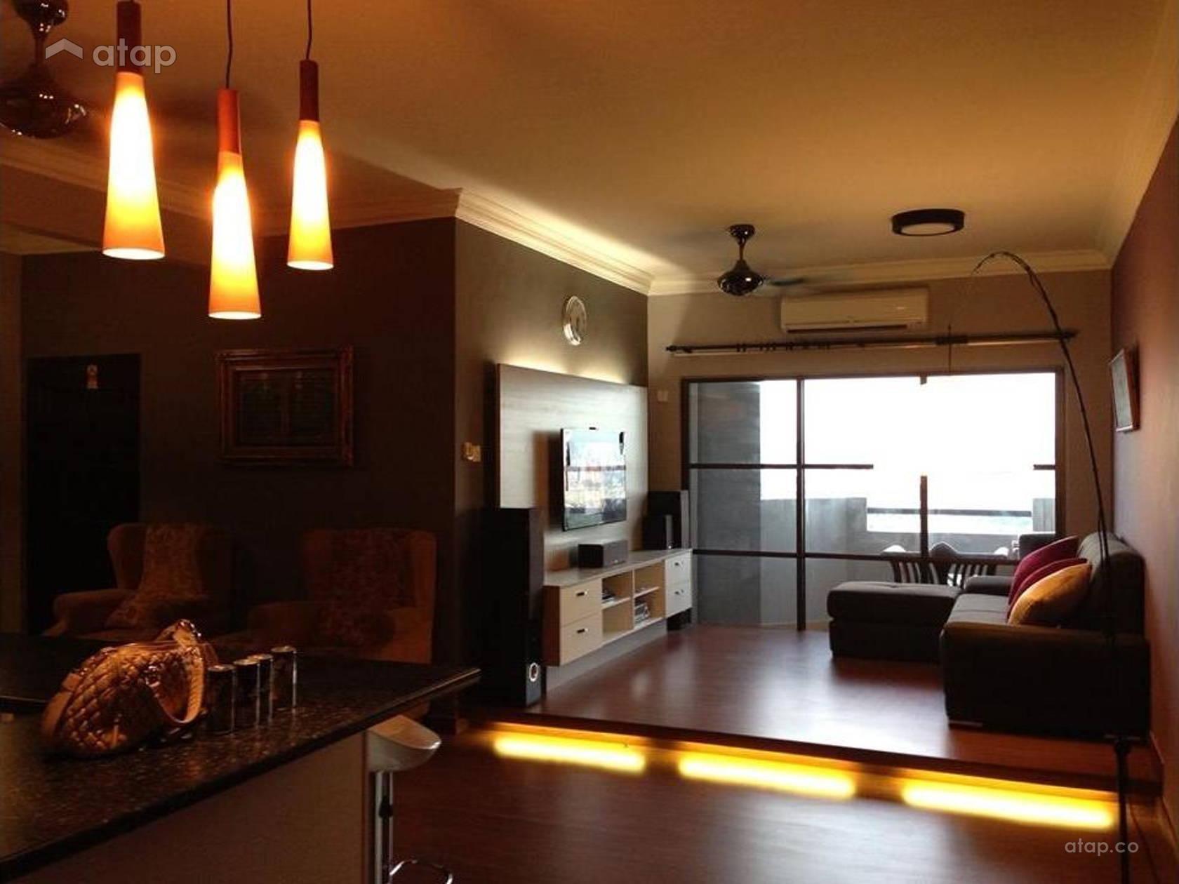 Residential - Villamas Apartment interior design renovation ideas ...