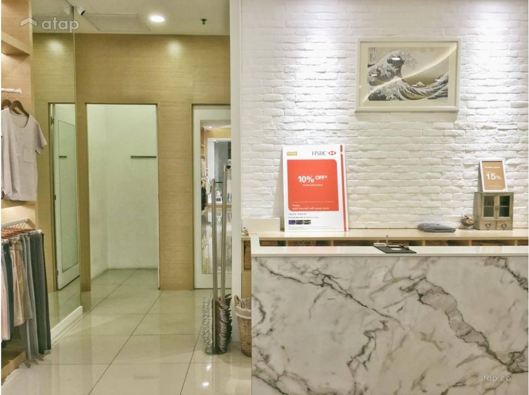 DennieYeap - Penang Gurney Plaza interior design renovation ideas
