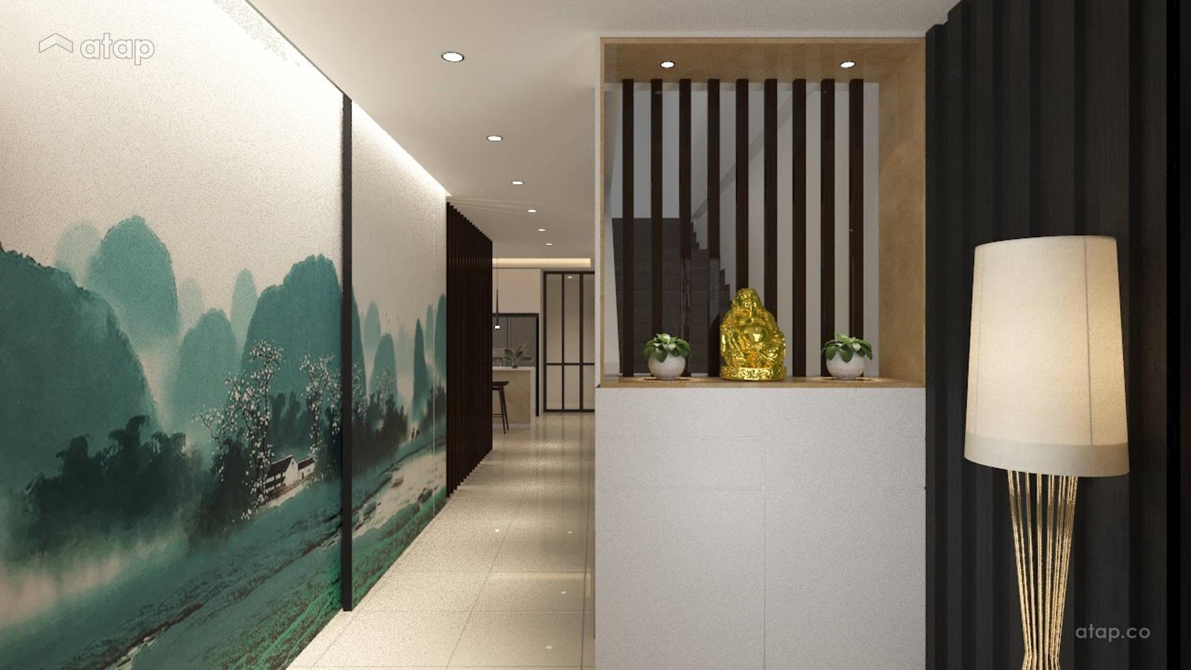 Asian Zen Foyer @ Periwinkle @ Kota Kemuning