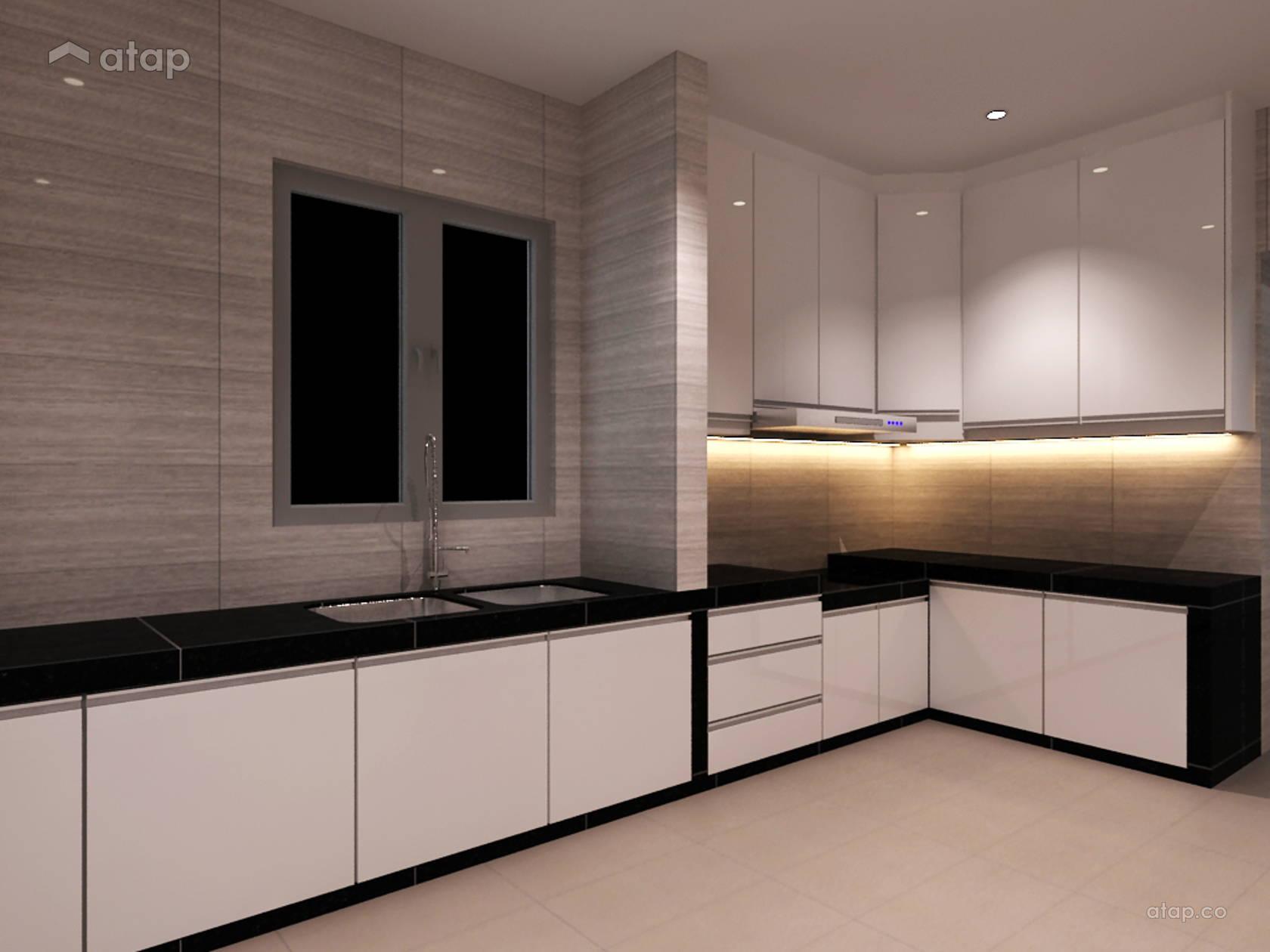 single storey bungalow interior design renovation ideas photos and