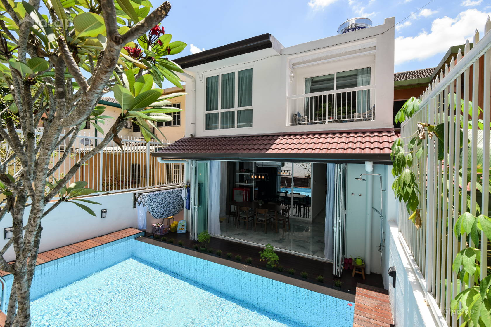 Modern @ Terrace House Sri Petaling