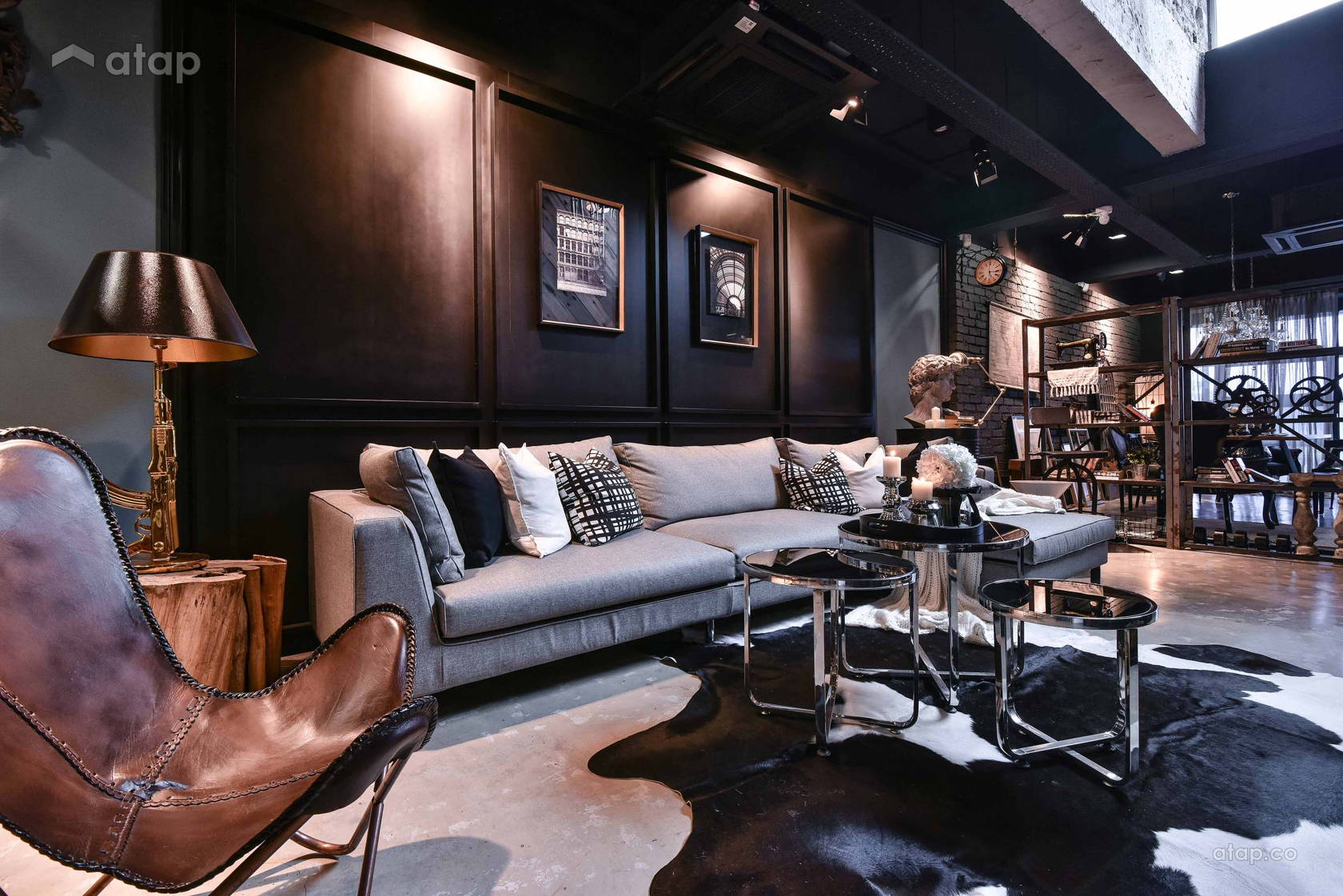 The Roof Lifestyle Concept Studio Interior Design Renovation Ideas Photos And Price In Malaysia Atap Co