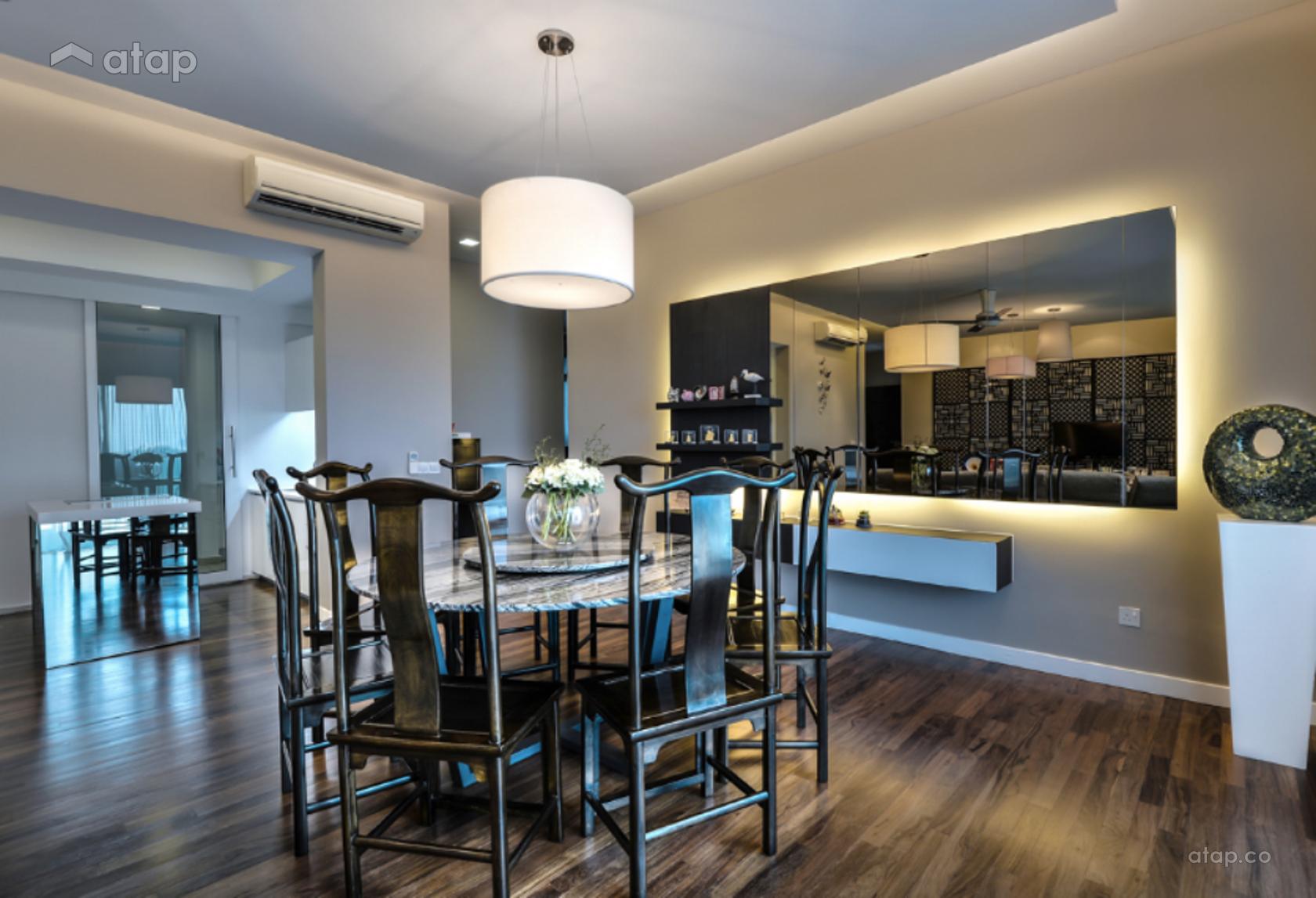 Dining Room @ Zehn, Bukit Pantai