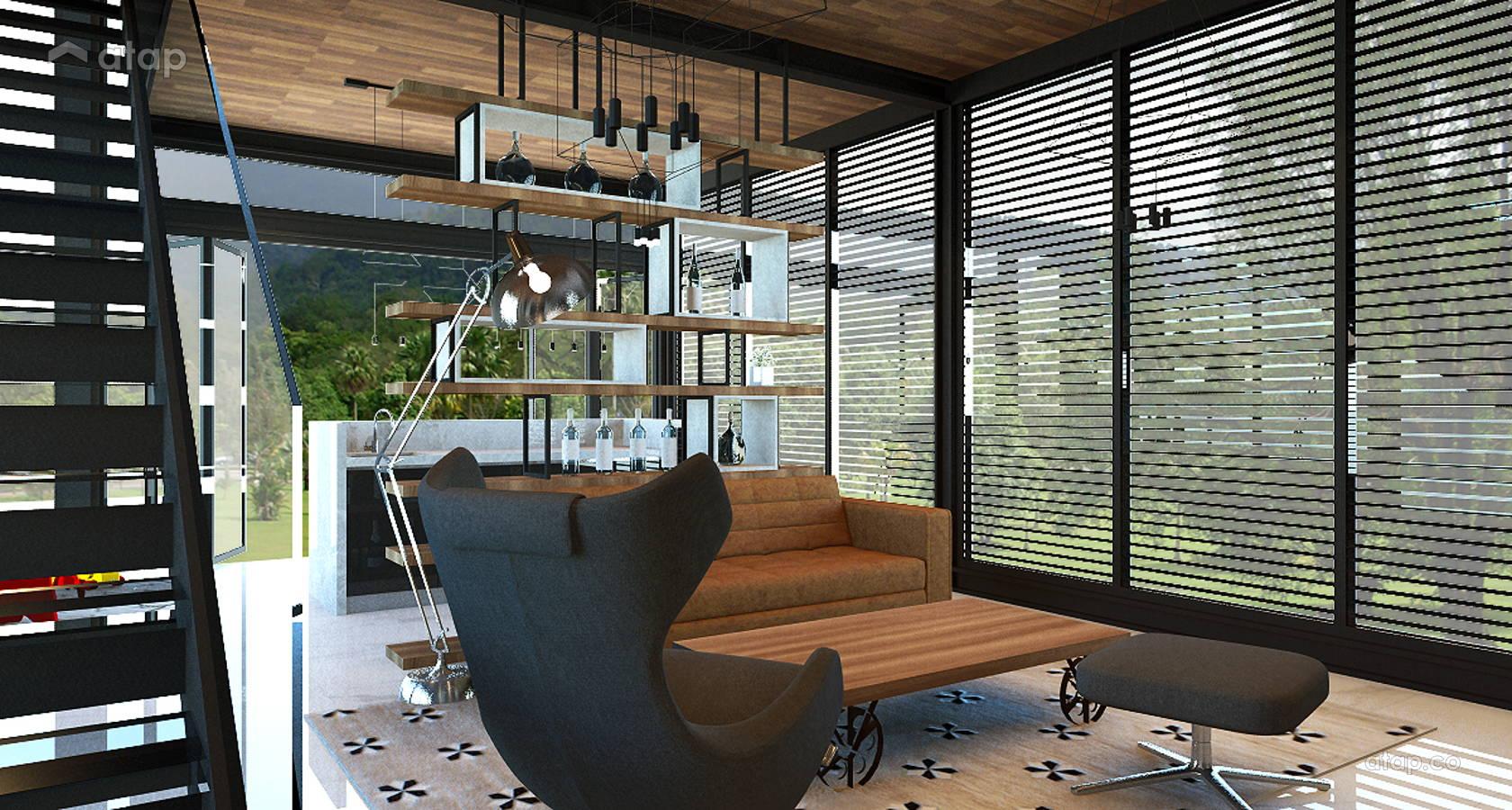 glass house interior design. 1  22 Kinrara Residences Glass House architectural interior design