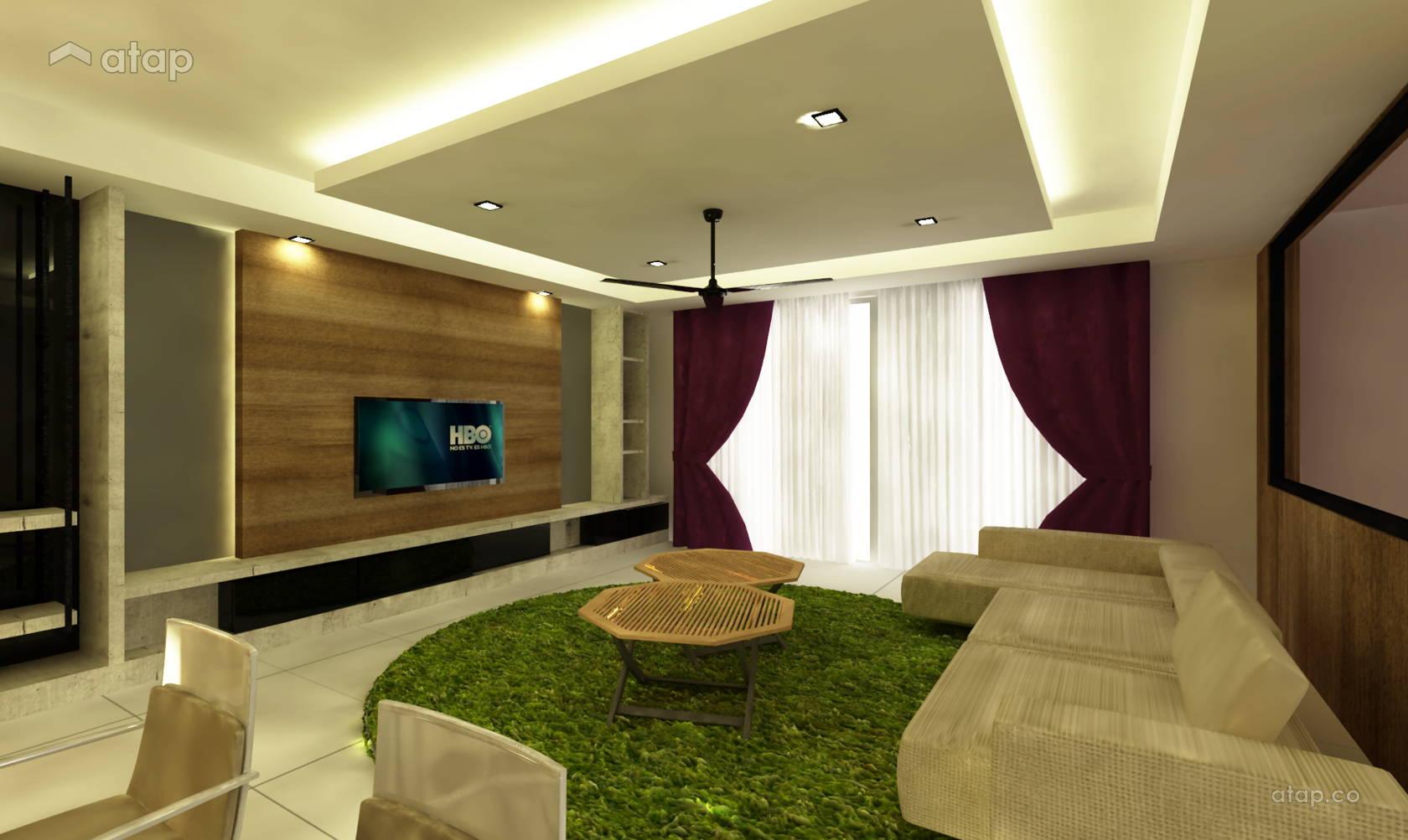 Cyberjaya Condo interior design renovation ideas, photos and price ...
