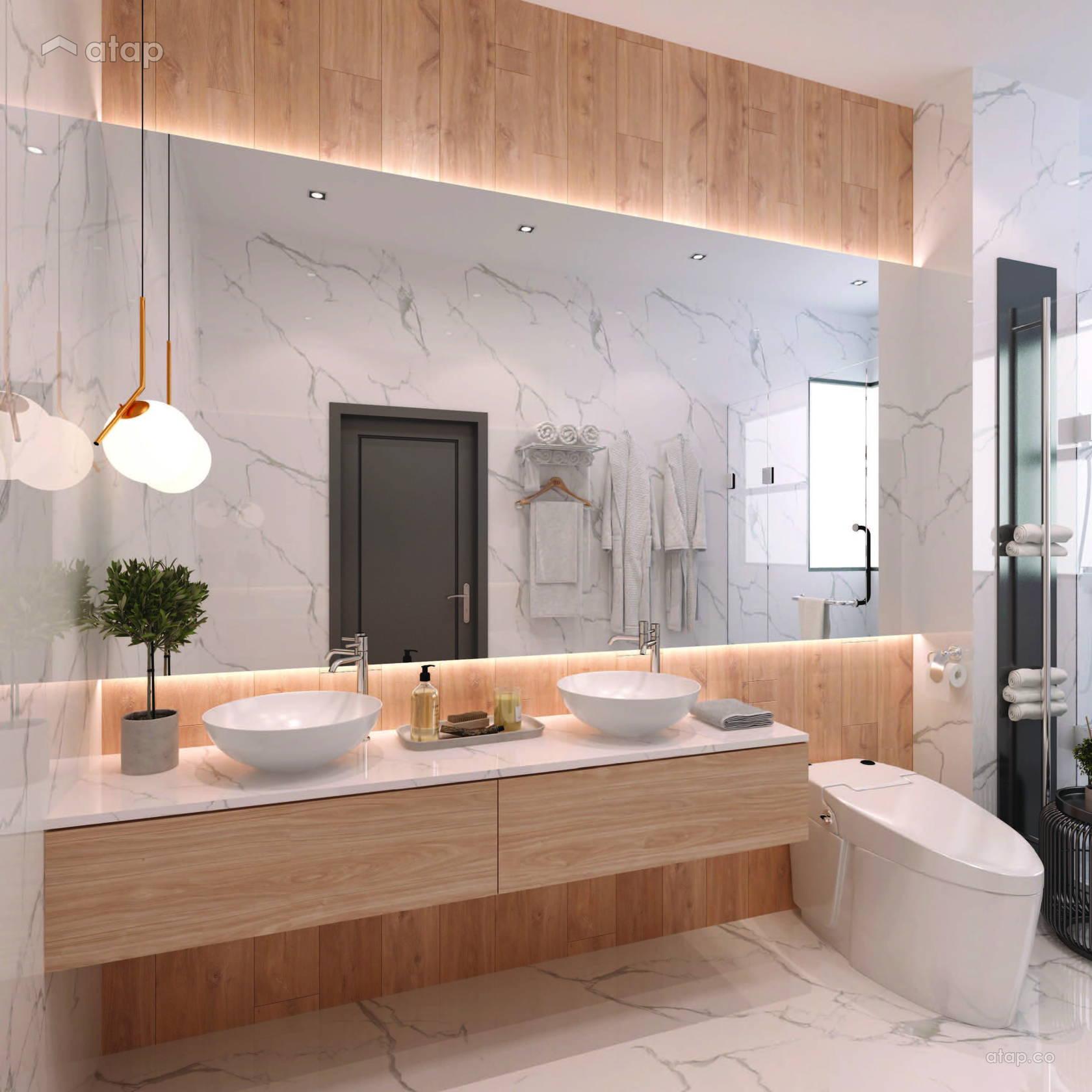 Modern Bathroom @ Horizon Hill The Cove