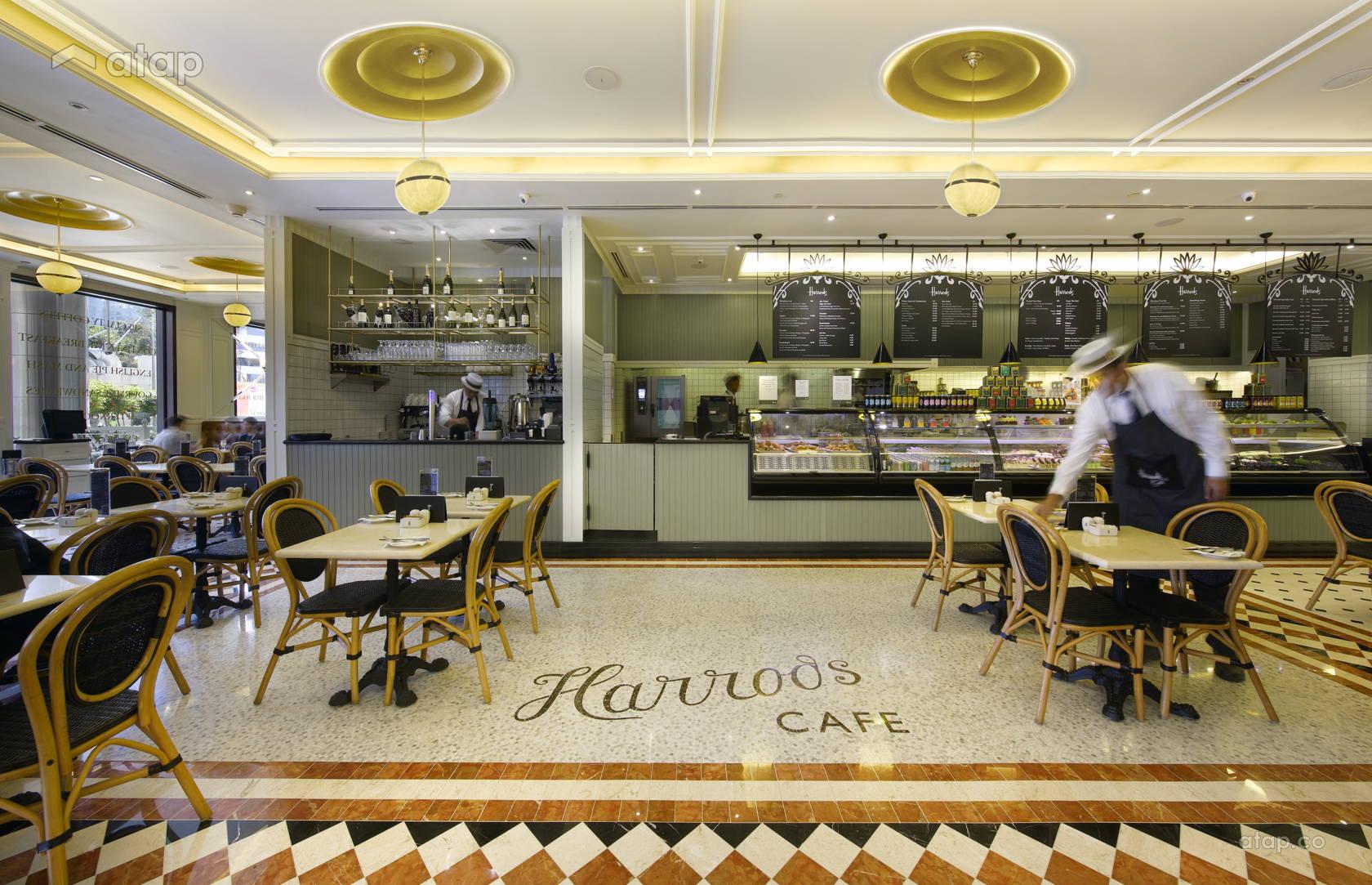 Harrods Cafe @ KLCC interior design renovation ideas, photos and ...