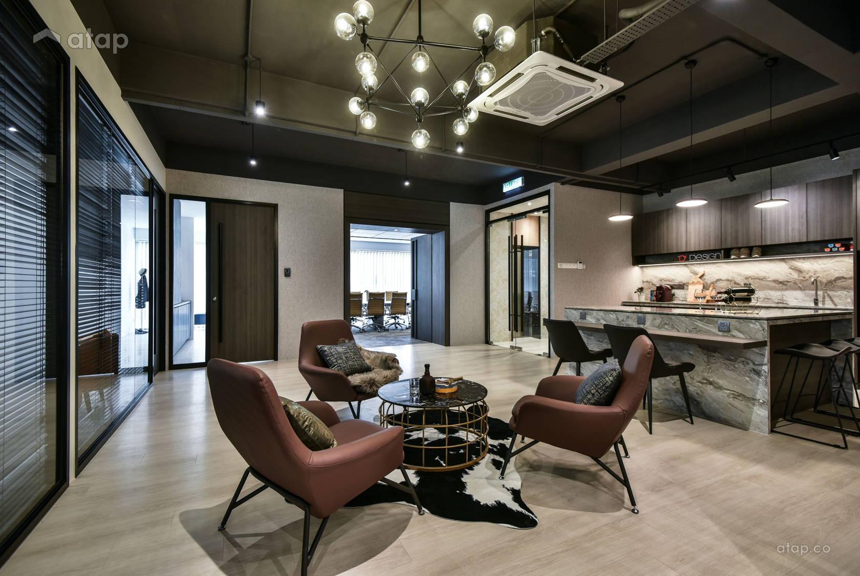 Contemporary Modern Office @ Greaten Bridge, Bukit Jalil