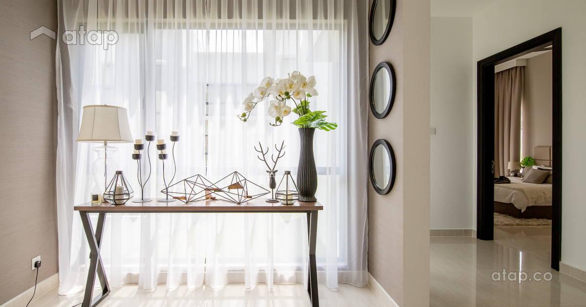 Foyer Minimalist Quote : Classic minimalistic foyer bungalow design ideas photos
