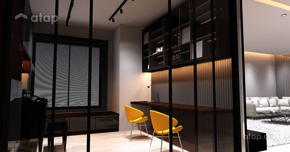 Five Stone Condo Ss2 Pj Interior Design Renovation Ideas Photos And Price In Malaysia Atap Co