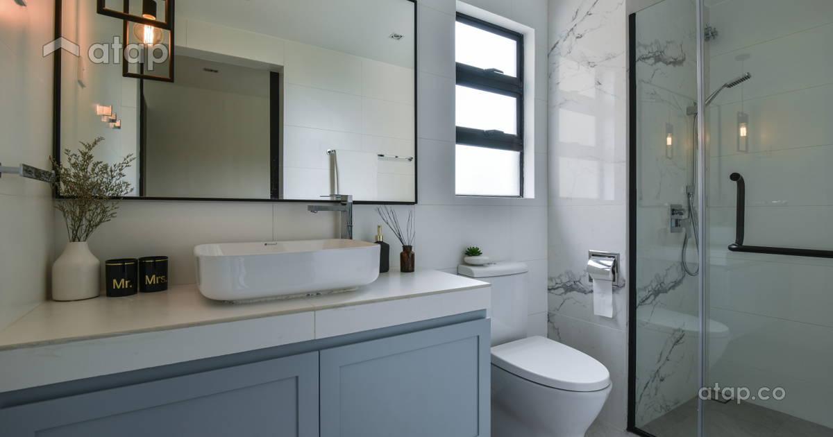 Malaysia Scandinavian Bathroom Architectural Interior Design Ideas In Malaysia