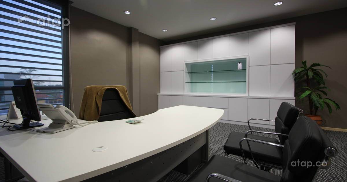 Malaysia office architectural interior design ideas in for Office design johor