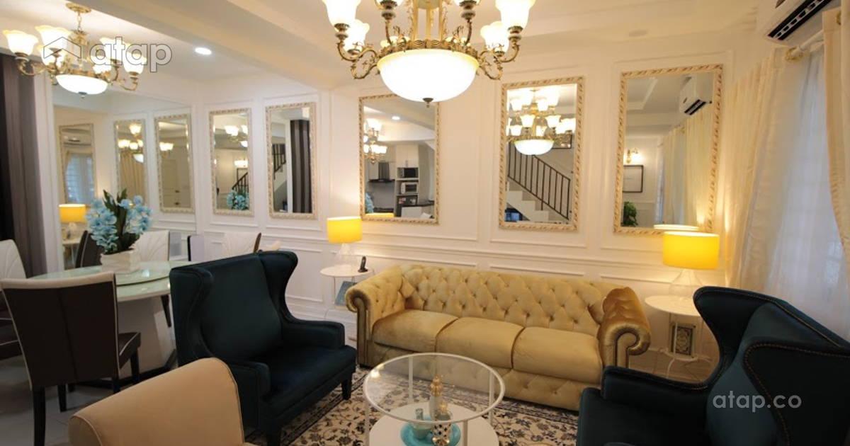 Modern English House Concept Interior Design Renovation Ideas Photos And Price In Malaysia Atap Co