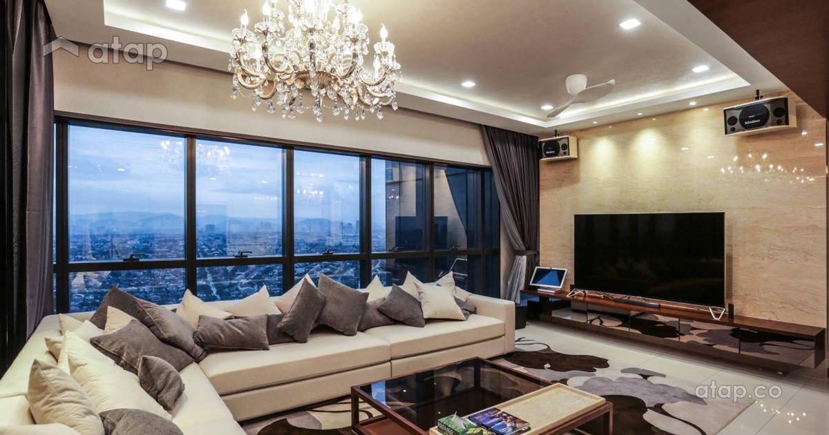Luxury condominium unit icon city condominium interior design renovation ideas photos and price in malaysia atap co