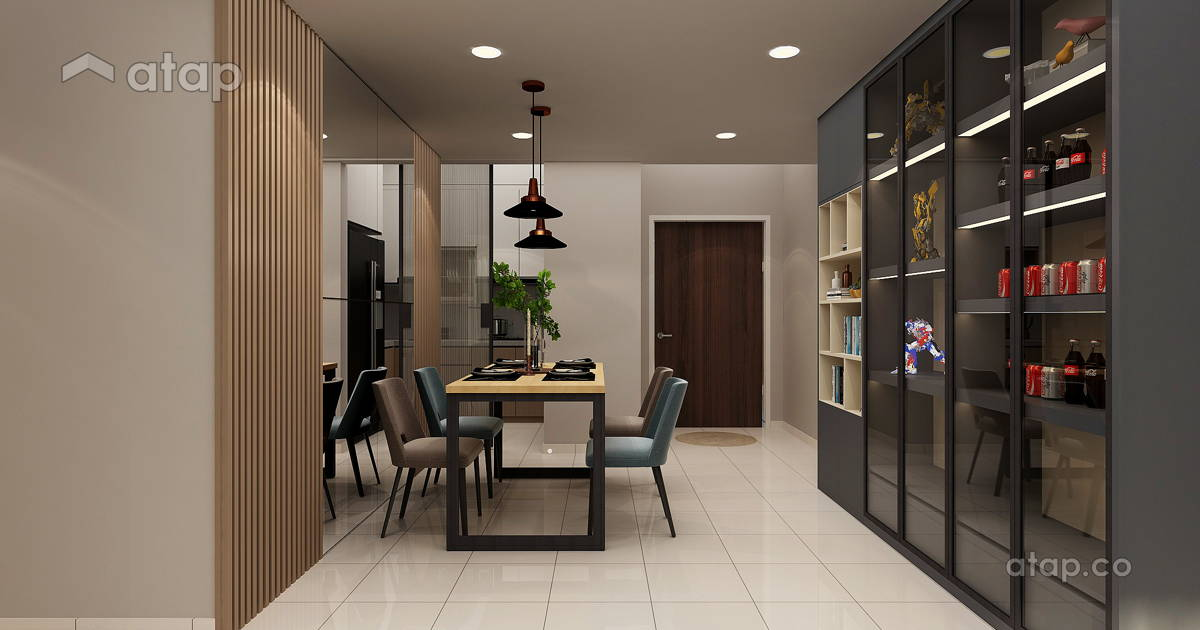 Malaysia Industrial Apartment Architect Interior Designer Projects In Malaysia Atap Co