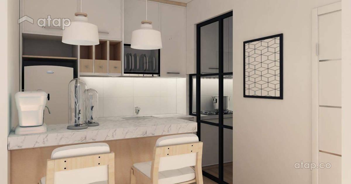 Muji Japanese Style Condominium Interior Design Renovation