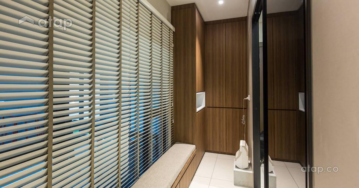 Contemporary Foyer Quotes : Asian contemporary foyer bungalow design ideas photos