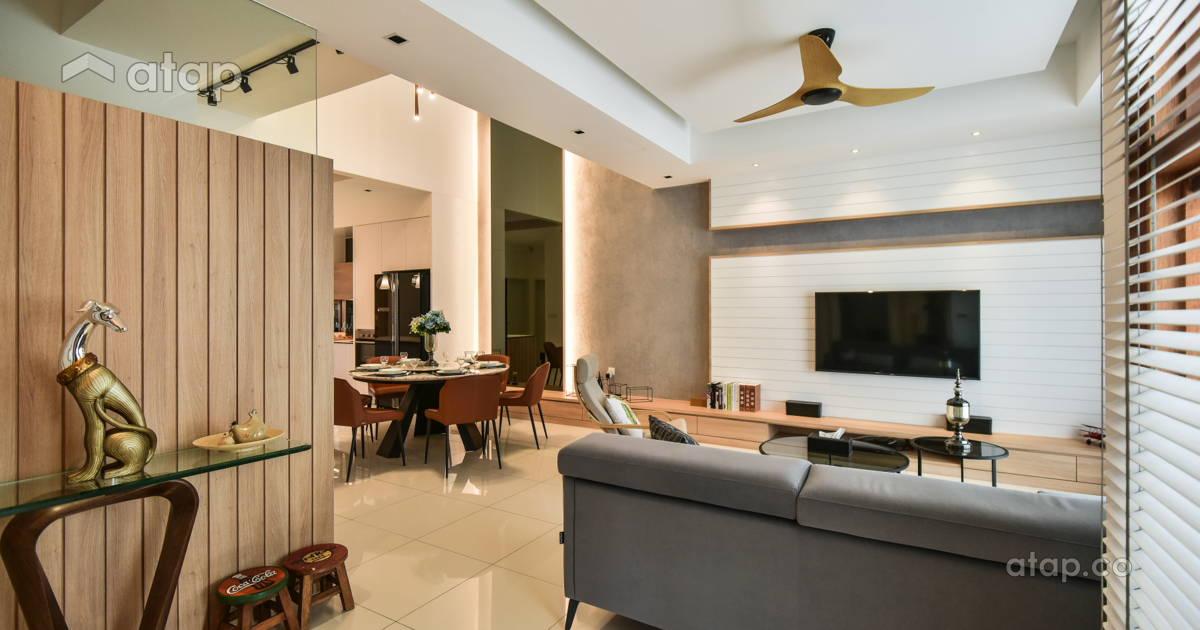 Desain Taman Kota  malaysia modern architect interior designer projects in