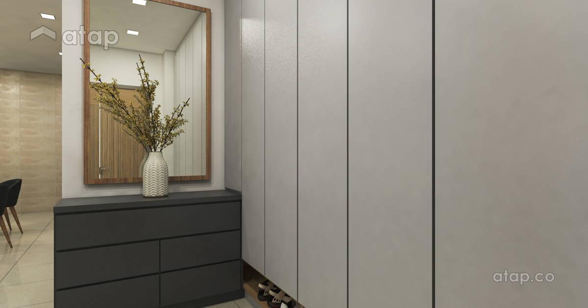 Contemporary Foyer Quotes : Contemporary modern foyer semi detached design ideas