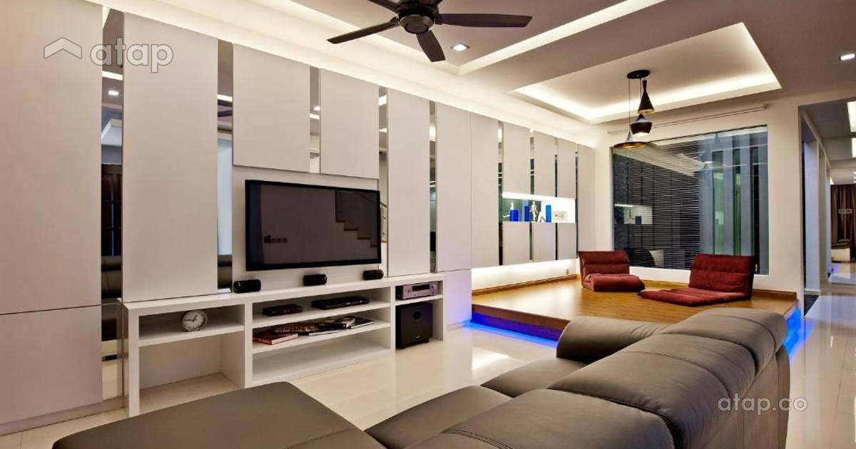 bukit jelutong interior design renovation ideas photos and price in malaysia. Black Bedroom Furniture Sets. Home Design Ideas