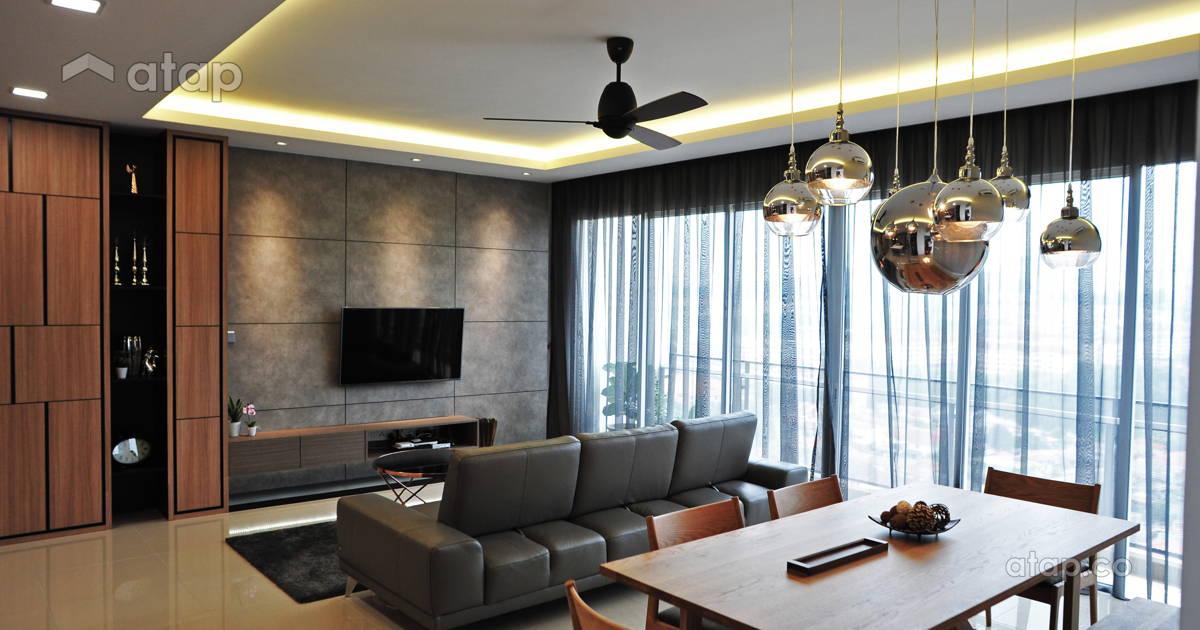 Casa Green Condominium Interior Design Renovation Ideas
