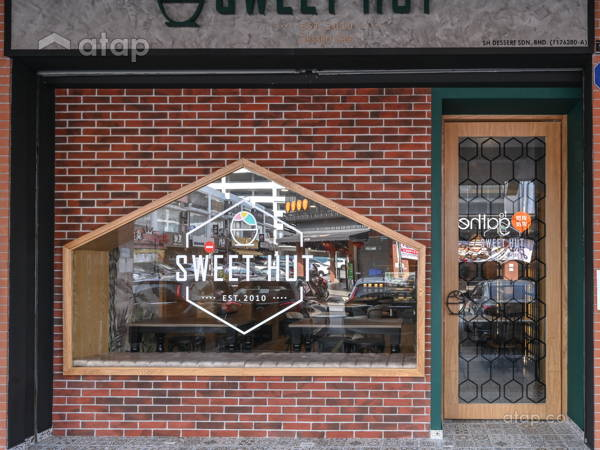 Industrial Vintage F&B@Sweet Hut Cafe, CTS