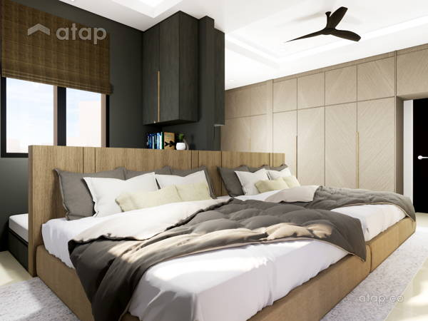 Contemporary Modern Bedroom@BANDAR SAUJANA PUTRA (BSP21)