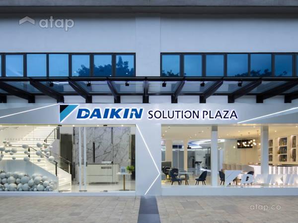 @Daikin Solution Plaza  (Malaysia)