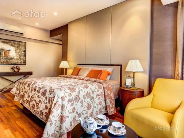 Vintage Contemporary Bedroom@Ceva Residence @ Bukit Utama